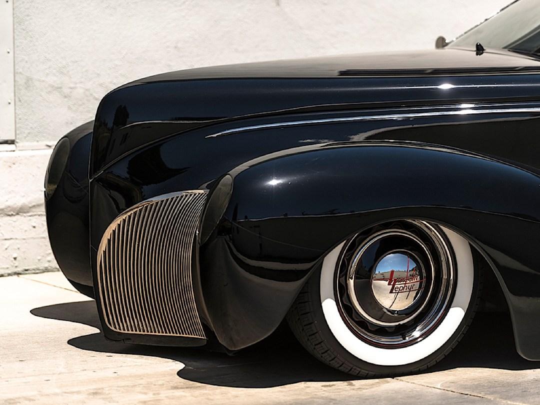 """'39 Lincoln Zephyr """"Scrape"""" - Même le custom a ses légendes ! 71"""