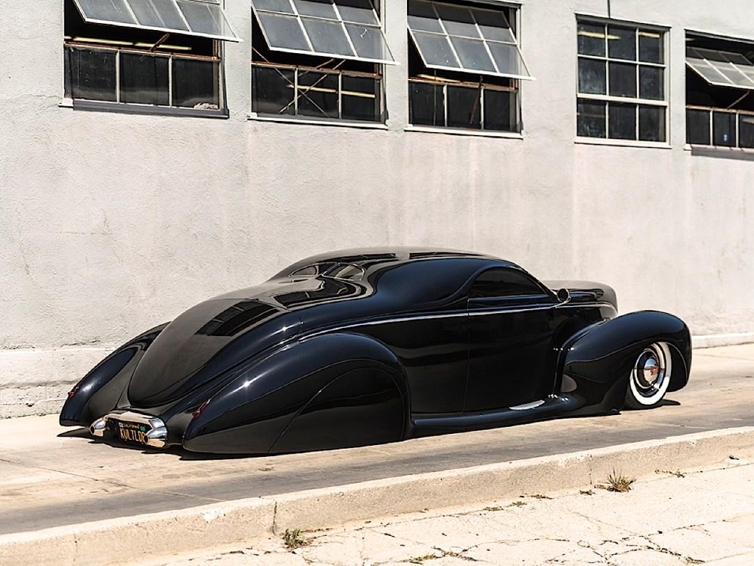 """'39 Lincoln Zephyr """"Scrape"""" - Même le custom a ses légendes ! 79"""