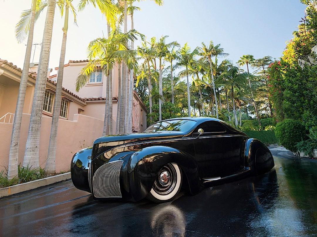 """'39 Lincoln Zephyr """"Scrape"""" - Même le custom a ses légendes ! 61"""