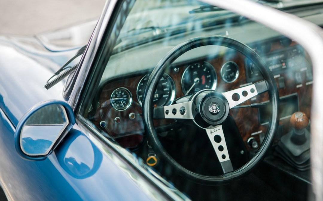 '73 Lotus Elan Sprint 5 - L'ennemi, c'est le poids. 63