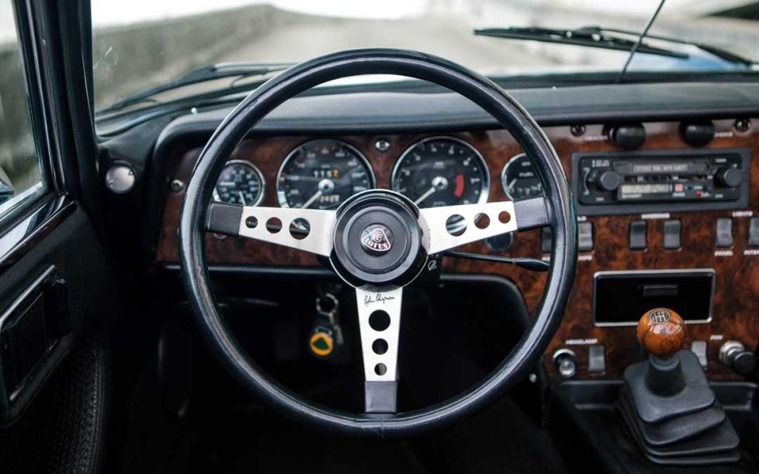 '73 Lotus Elan Sprint 5 - L'ennemi, c'est le poids. 60