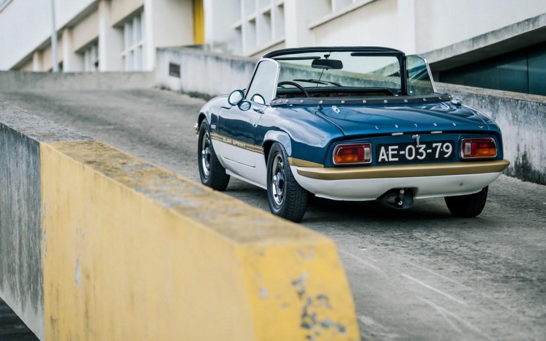 '73 Lotus Elan Sprint 5 - L'ennemi, c'est le poids. 57