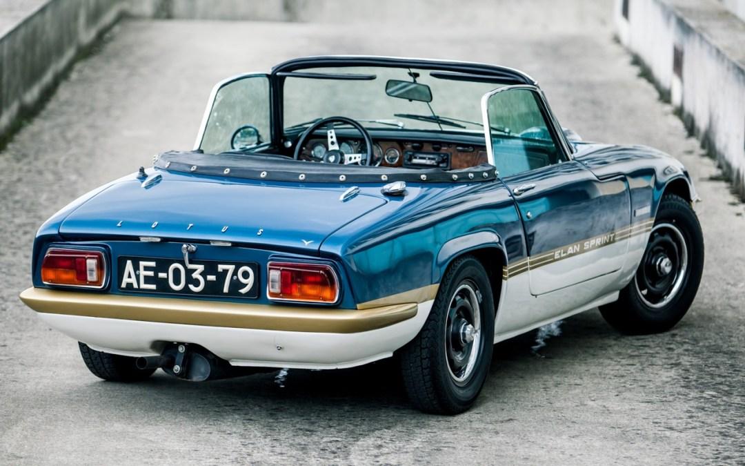 '73 Lotus Elan Sprint 5 - L'ennemi, c'est le poids. 53