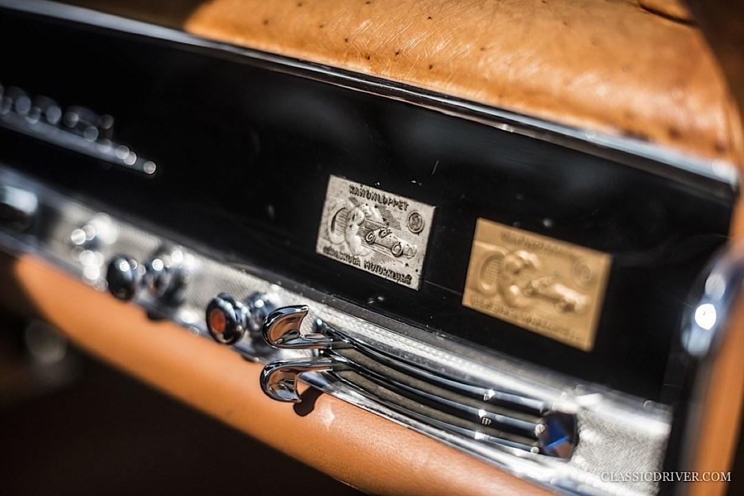 Mercedes 300 SL outlaw... en top chop et side pipe ! 101