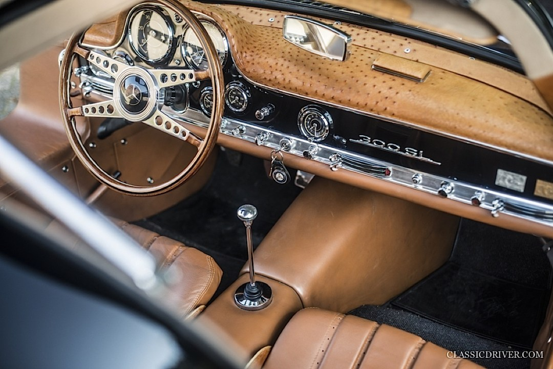 Mercedes 300 SL outlaw... en top chop et side pipe ! 123