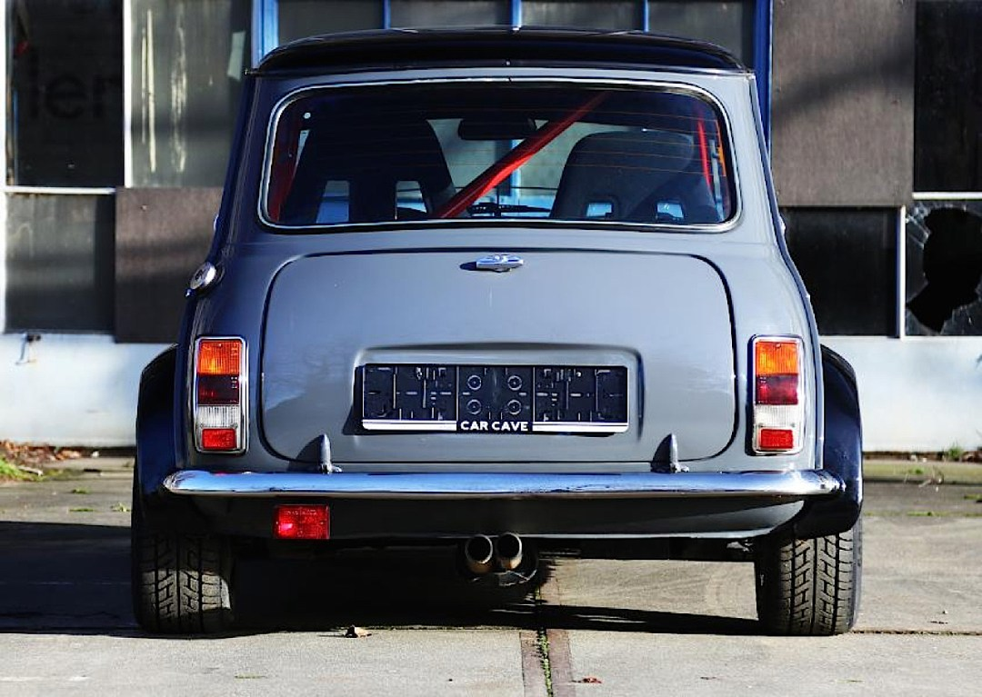 "'86 Mini Cooper - ""Rebel in light"" ! 36"