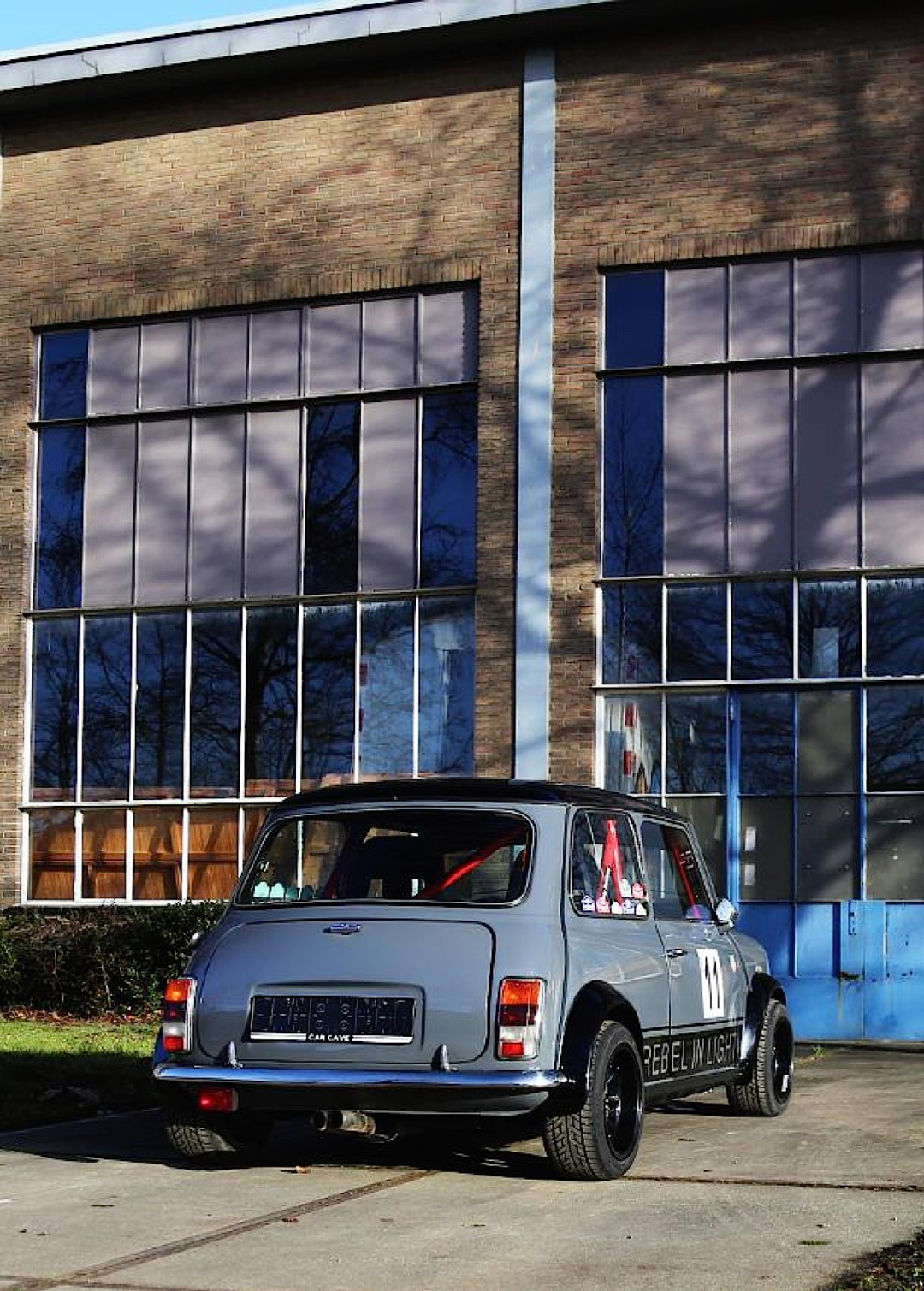 "'86 Mini Cooper - ""Rebel in light"" ! 34"