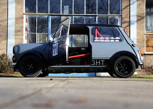 DLEDMV - Mini Cooper Rebel in Light - 17