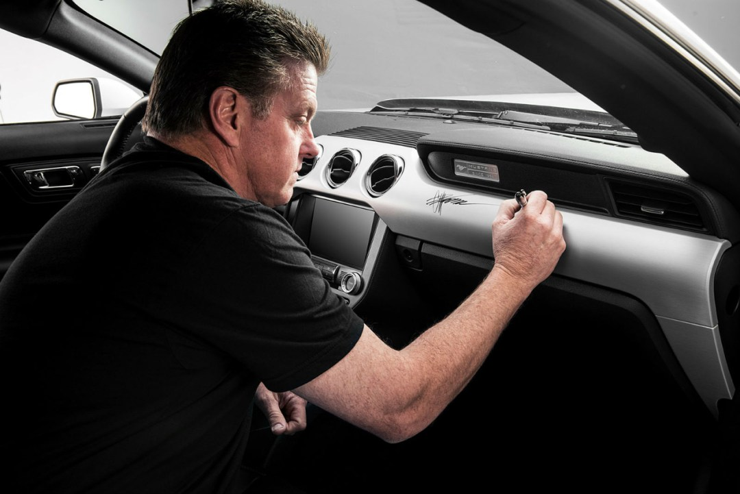 Incontournable : Overhaulin' - Le Ford F100 de Chip Foose a disparu ! 20