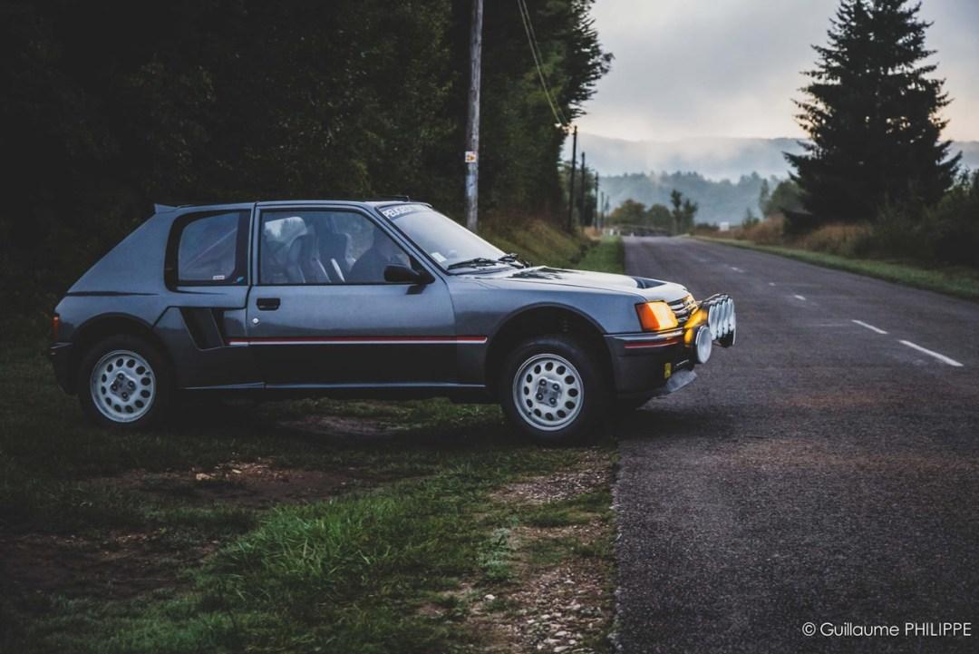 Peugeot 205 T16 - Le lion a bouffé de l'escargot ! 29