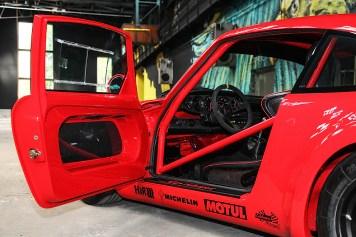 DLEDMV - Porsche 911 DP Motorsport RS 3.5 Red Evolution - 11