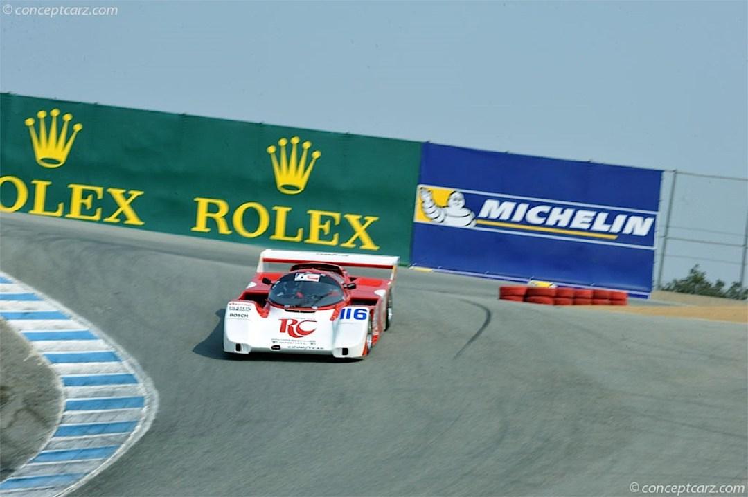 Onboard en Porsche 962... Bienvenue en enfer ! 22