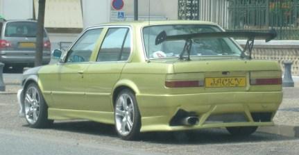 DLEDMV - Spoiler & aileron - 91