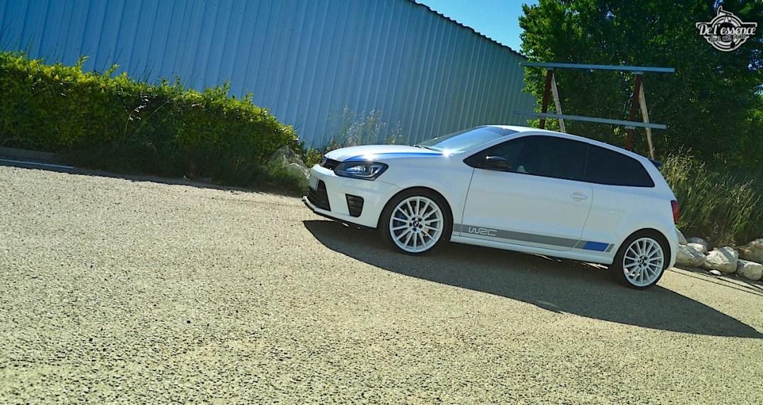 Alexandre's VW Polo R WRC Edition - Une fourmi de 400+ ! 123