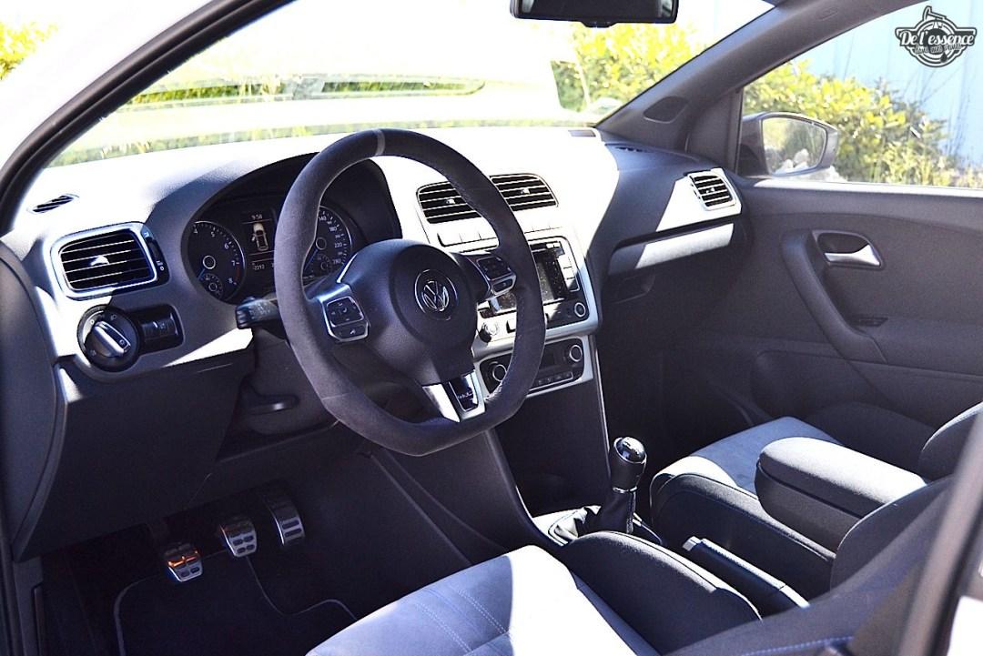 Alexandre's VW Polo R WRC Edition - Une fourmi de 400+ ! 105