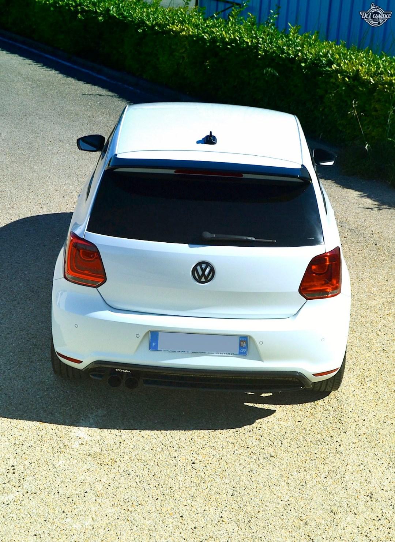 Alexandre's VW Polo R WRC Edition - Une fourmi de 400+ ! 87