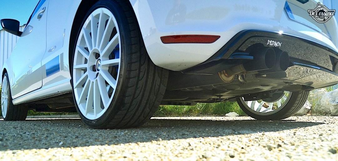 Alexandre's VW Polo R WRC Edition - Une fourmi de 400+ ! 90