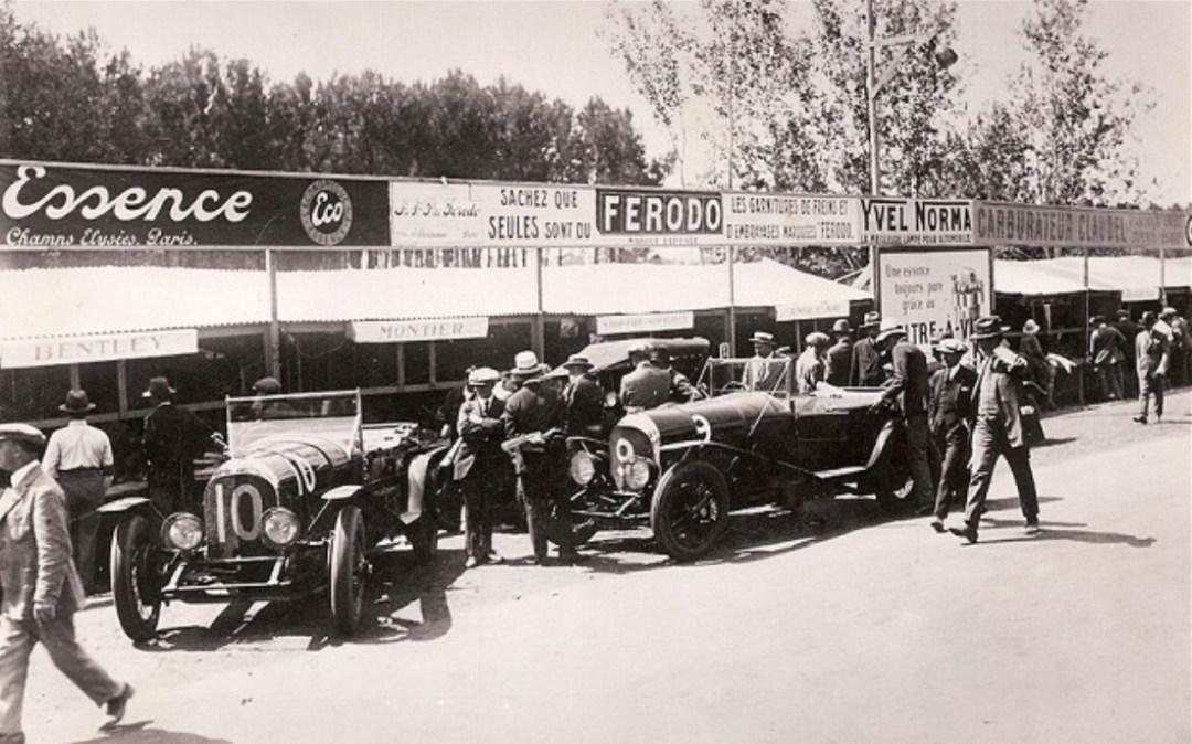 24h du Mans : L'Evolution de la gagne... 23