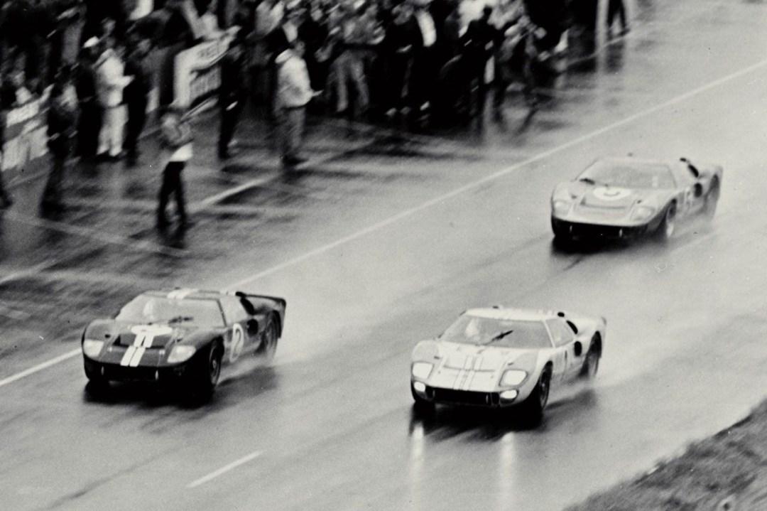 24h du Mans : L'Evolution de la gagne... 26