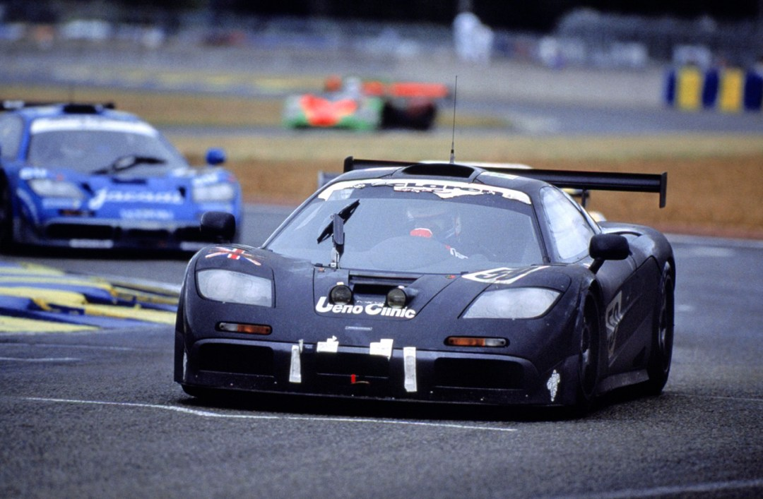 24h du Mans : L'Evolution de la gagne... 30
