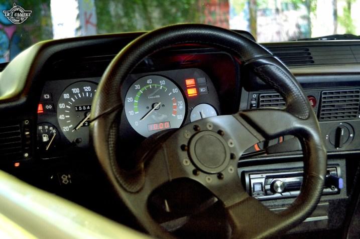 DLEDMV - BMW E21 320i Fabrice - 16