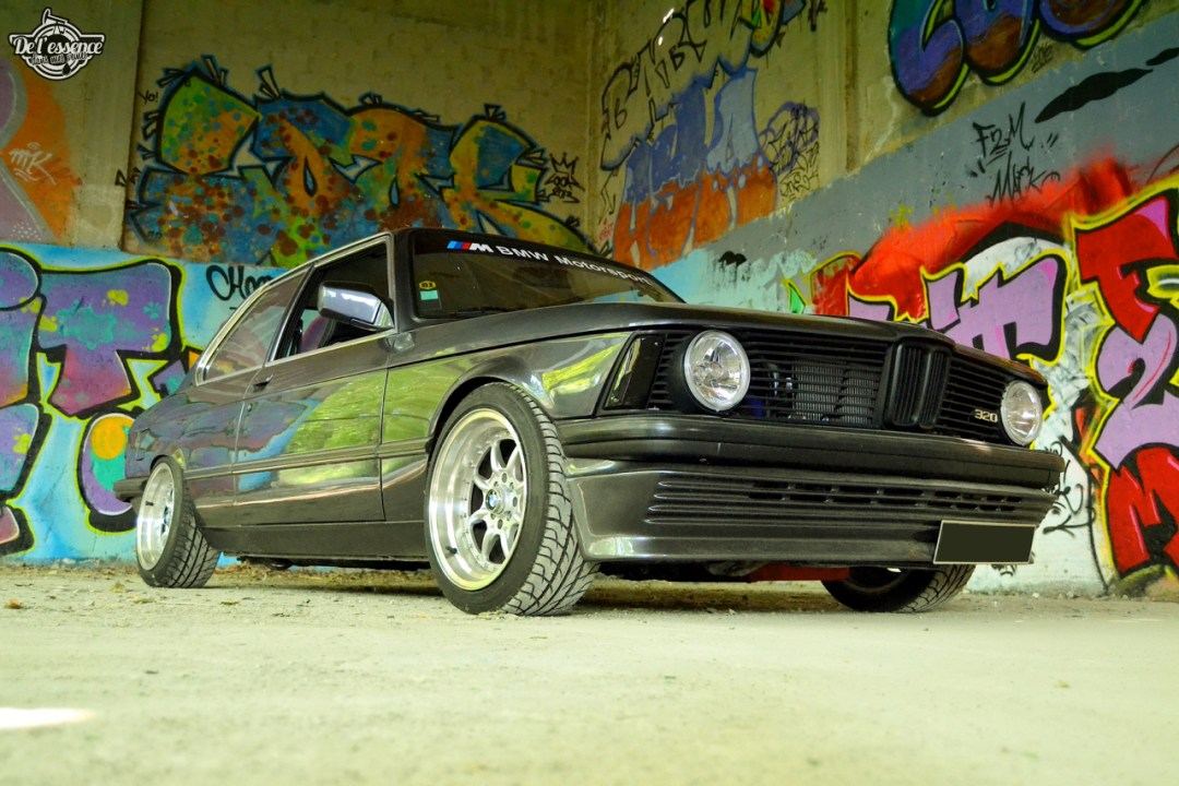 Fabrice's BMW 320-5i E21 - Sauvée des eaux ! 96