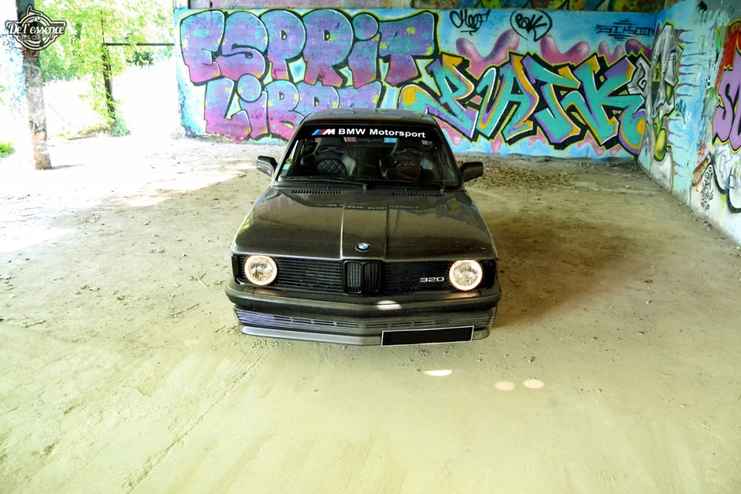 Fabrice's BMW 320-5i E21 - Sauvée des eaux ! 90