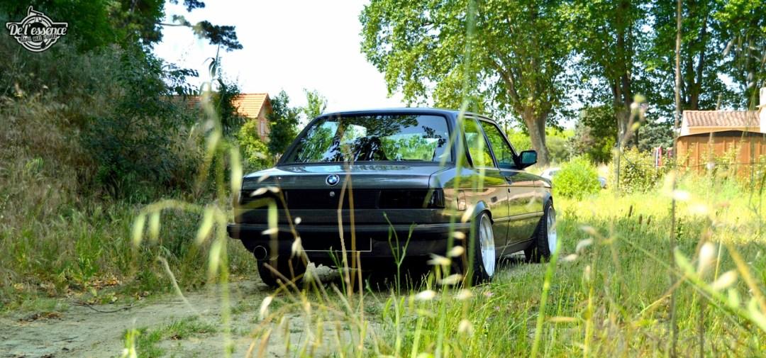 Fabrice's BMW 320-5i E21 - Sauvée des eaux ! 99
