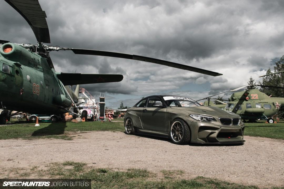 BMW F22 Eurofighter - En Kevlar mon pote ! 35