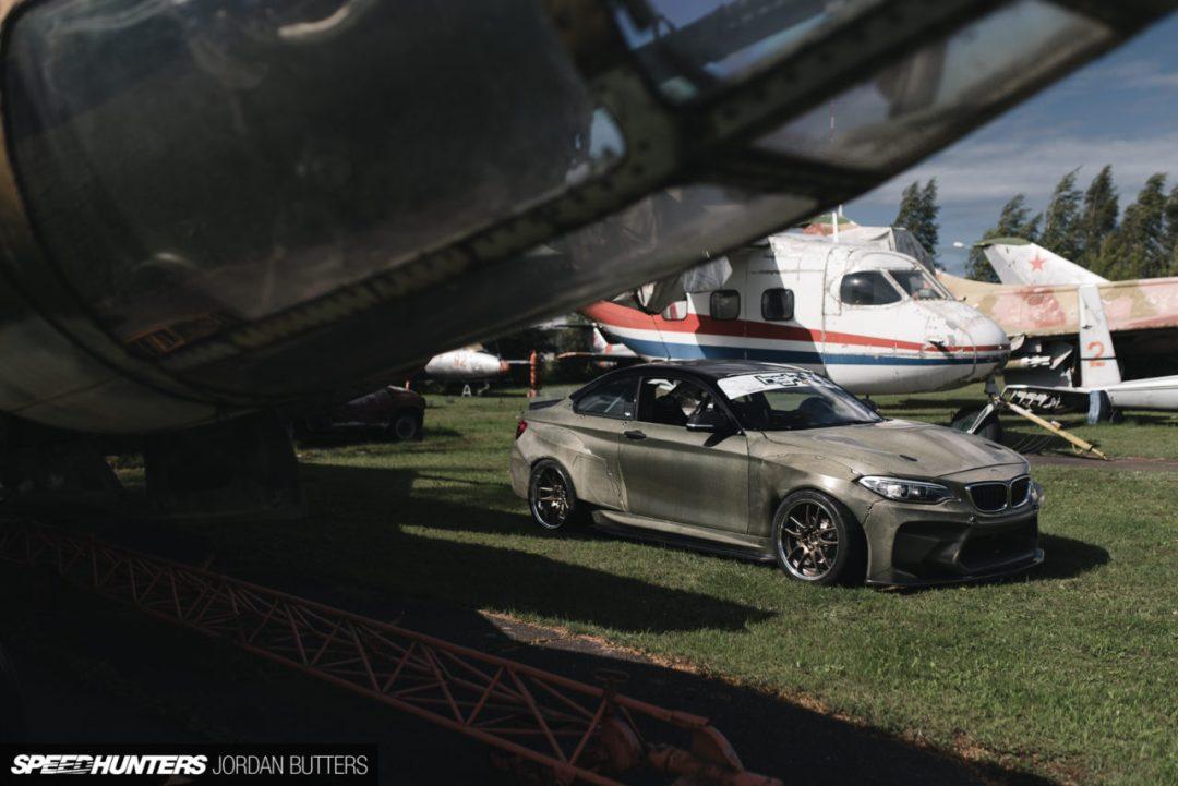 BMW F22 Eurofighter - En Kevlar mon pote ! 28