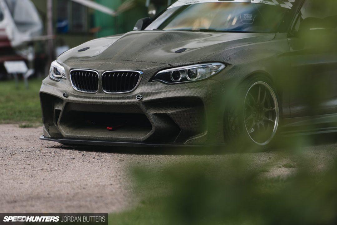 BMW F22 Eurofighter - En Kevlar mon pote ! 26
