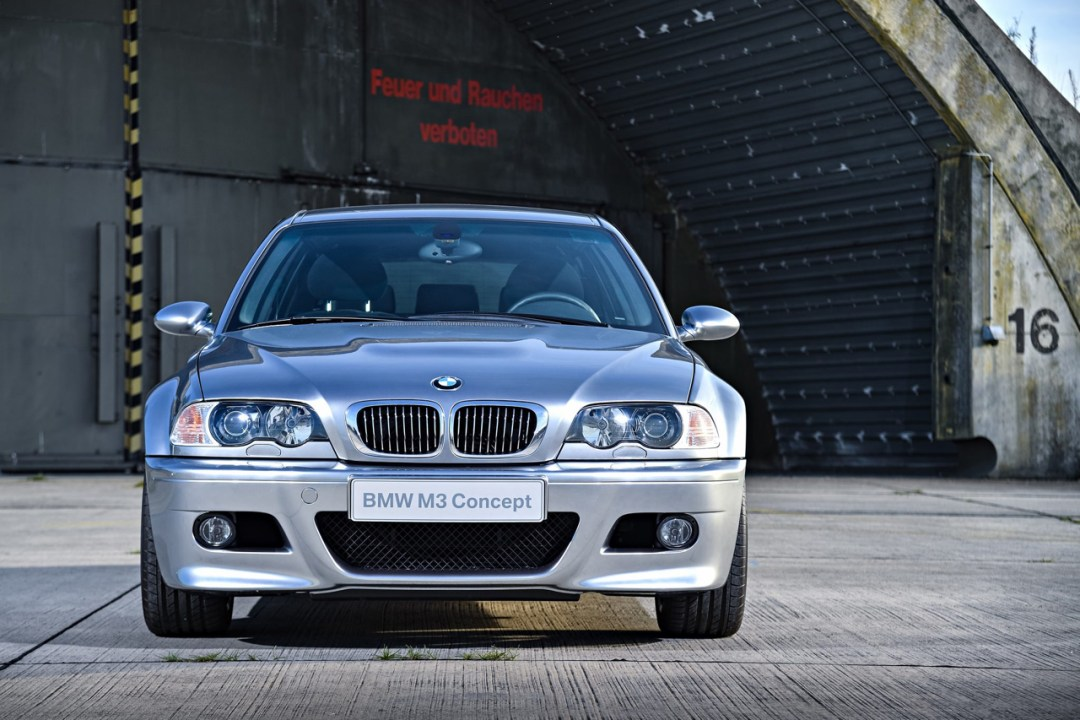 BMW M3 E46... touring ! Oui, elle existe... 27