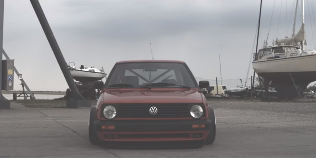 Bagged Golf II - Red Is Not Dead ! 16