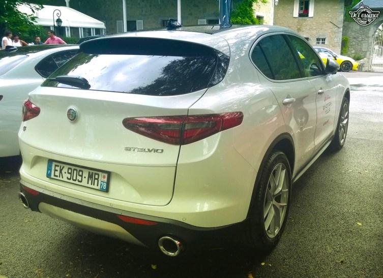 DLEDMV Essai Alfa Giulia QV 24