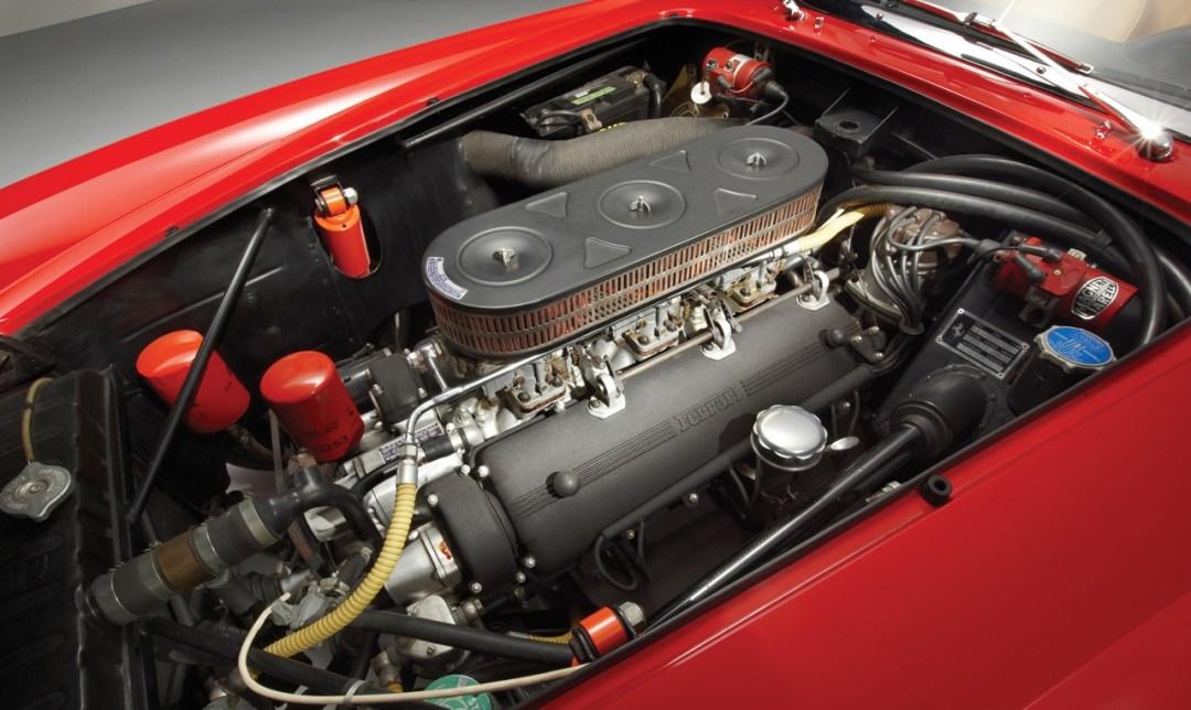 Ferrari 250 GT California SWB... Chef d'oeuvre ! 36