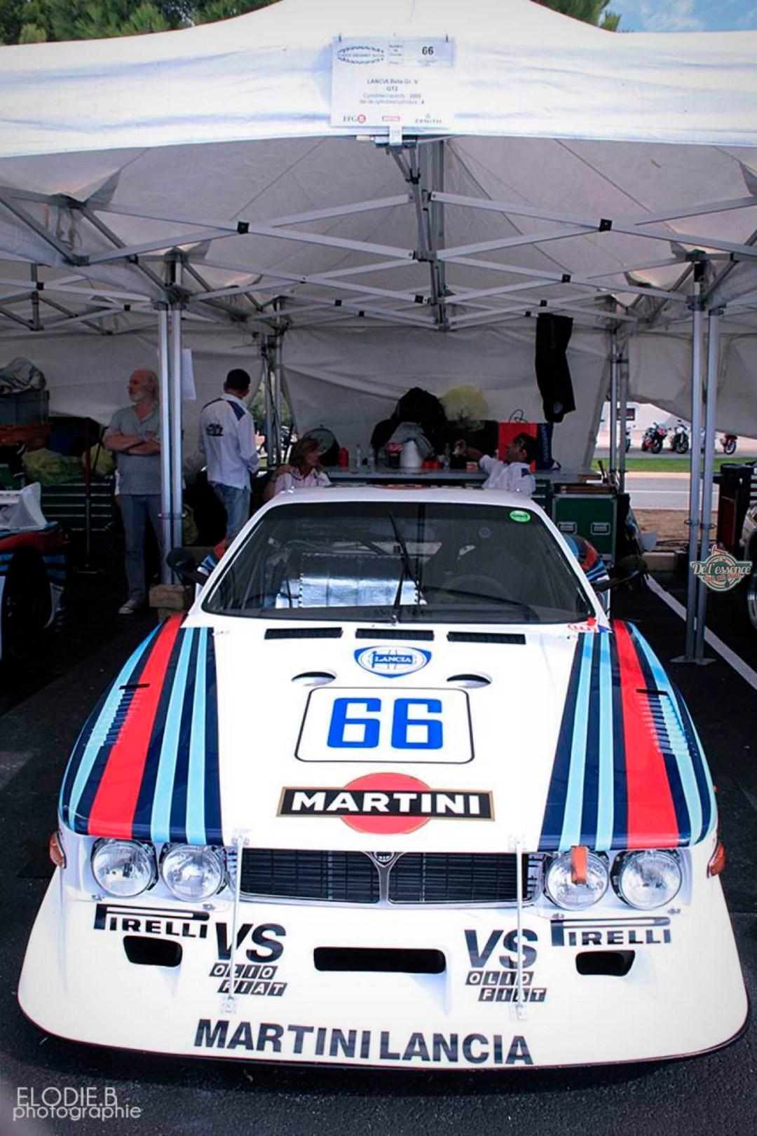 Lancia Beta Montecarlo turbo Gr5 - Violent retour en piste ! 21
