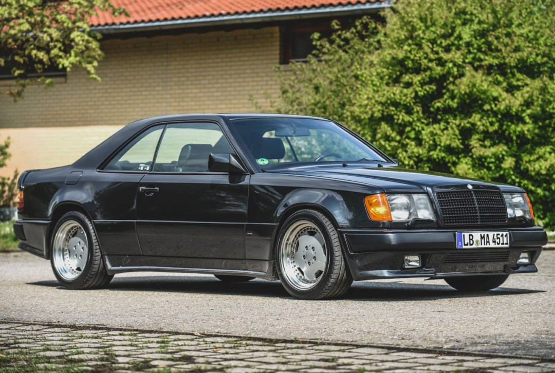 Mercedes 300 CE AMG 6.0 - Here come the Hammer ! 39