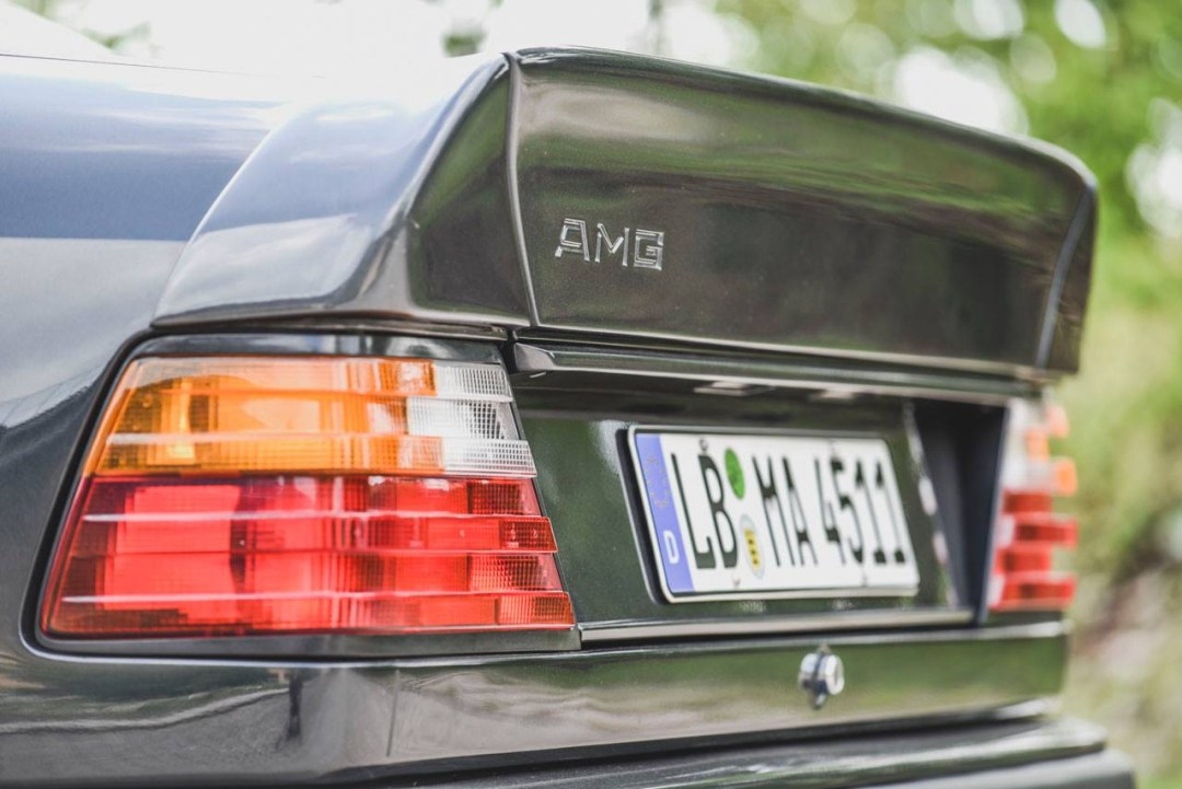 Mercedes 300 CE AMG 6.0 - Here come the Hammer ! 30