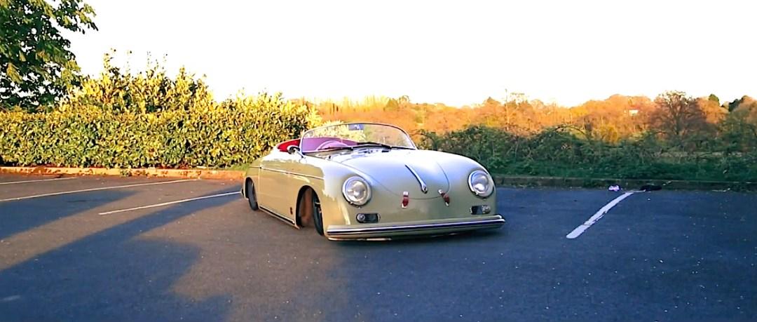 Porsche 356 Speedster 1600 Super... Life on air ! 41
