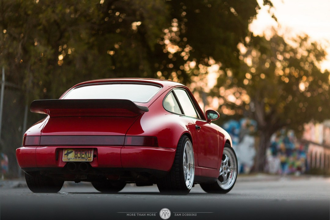 Porsche 964 Turbo... Bad boys, bad boys.... 30