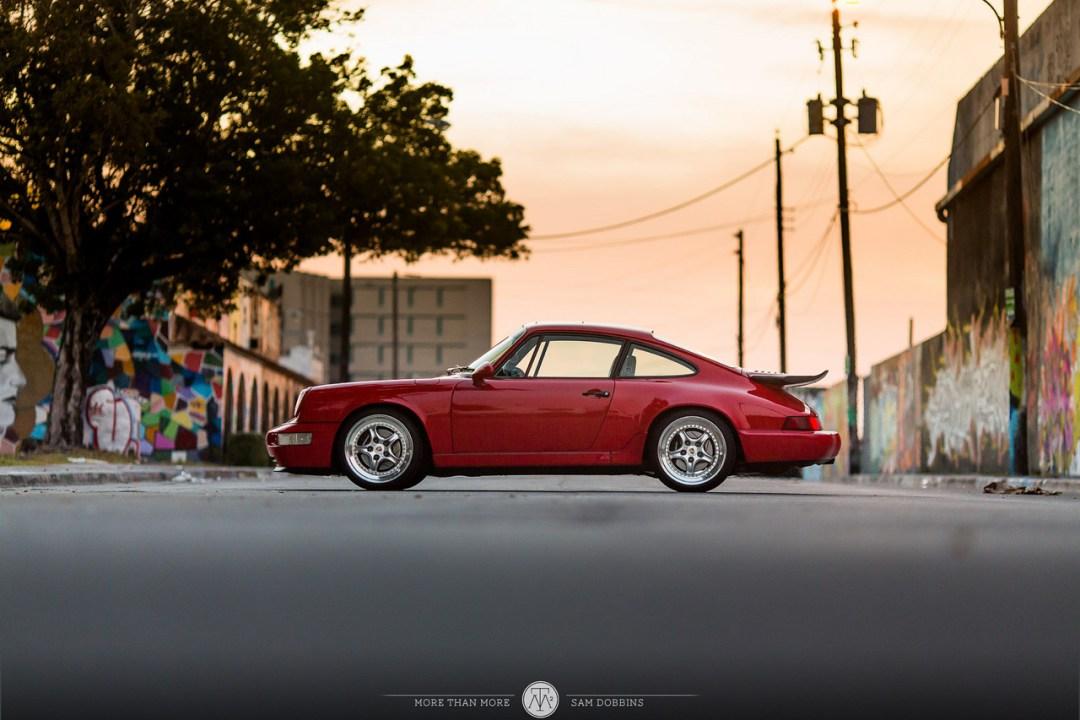 Porsche 964 Turbo... Bad boys, bad boys.... 29