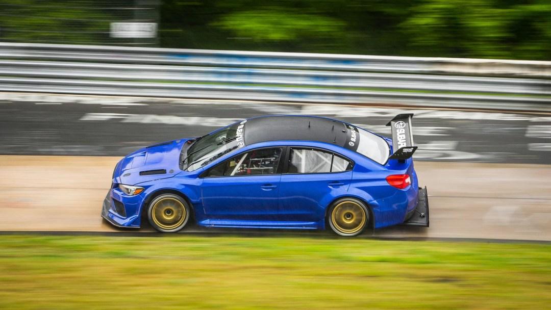 Subaru STi Type RA NBR Spécial... A la recherche de son passé ?! 15