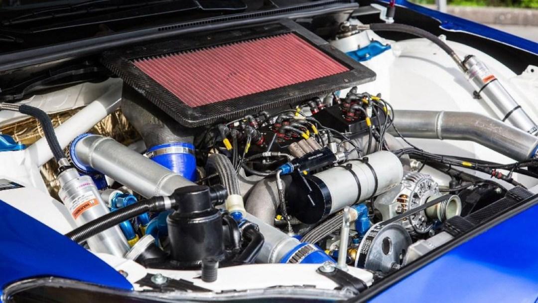 Subaru STi Type RA NBR Spécial... A la recherche de son passé ?! 21