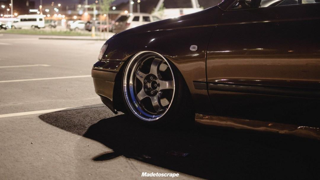 Bagged Toyota Carina E - Même les japs ont leurs beaufs ! 30