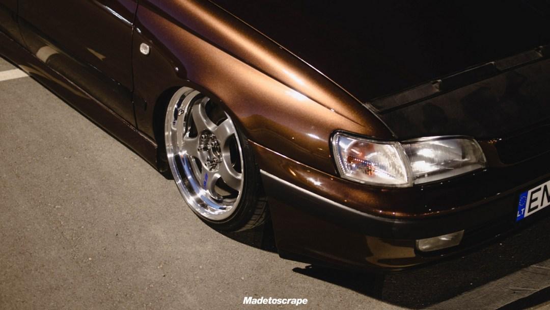 Bagged Toyota Carina E - Même les japs ont leurs beaufs ! 36