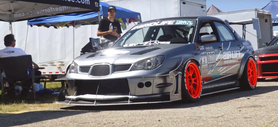 #GRIDLIFE - Time attack Air vs Static... 24
