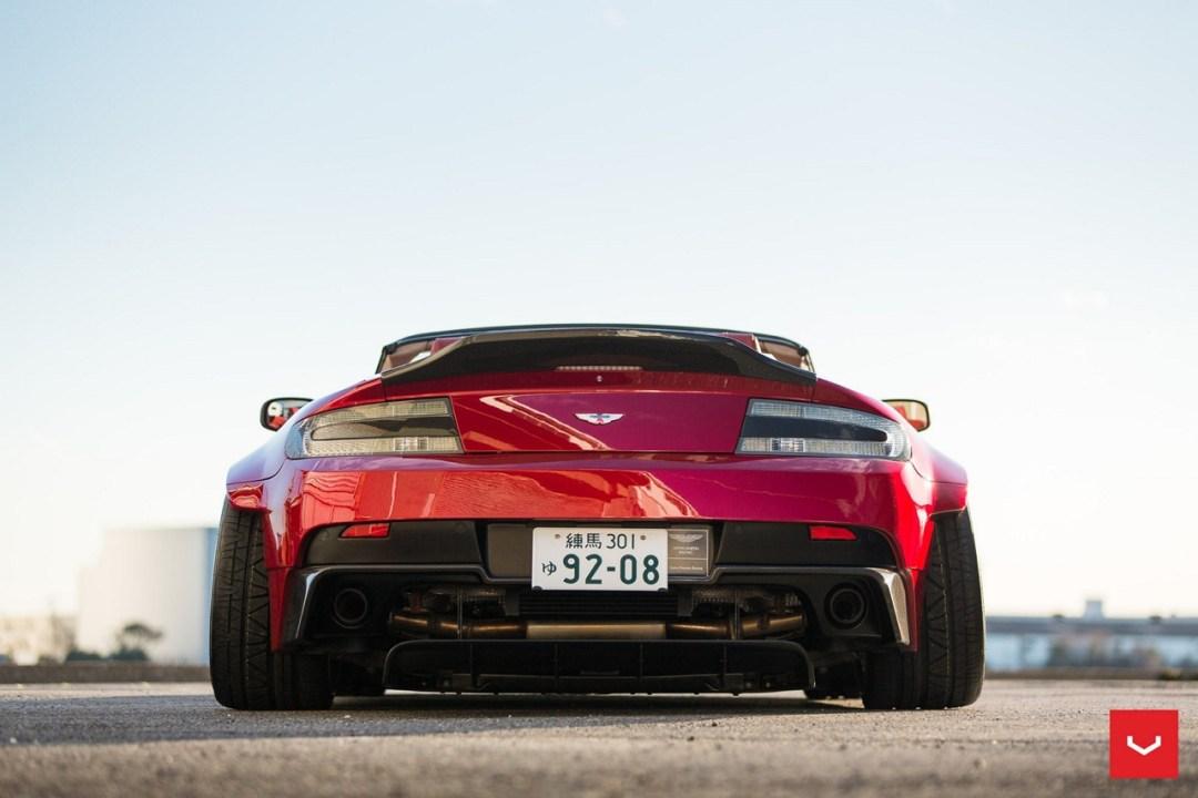 Aston V8 Vantage Roadster... J'veux du sang ! 23