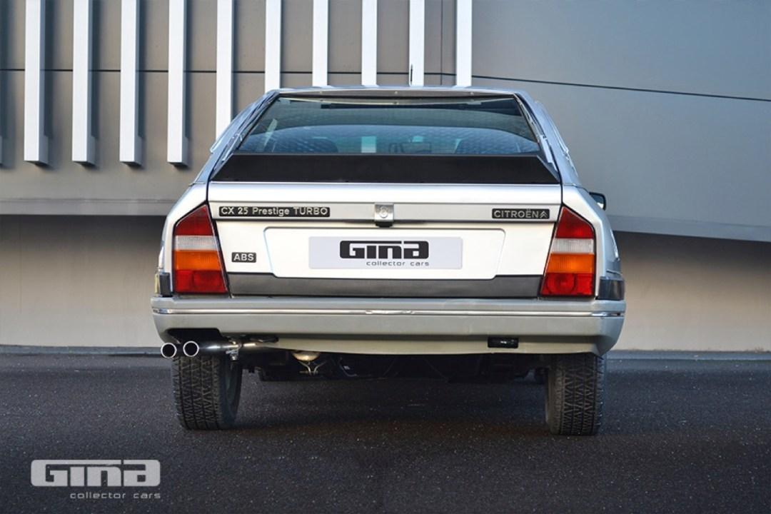 Citroen CX GTi Turbo 2 Prestige... Quand la France faisait encore des haut-de-gamme ! 40