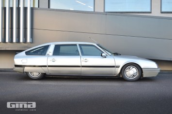 DLEDMV - Citroen CX Turbo 2 Prestige - 00000000009