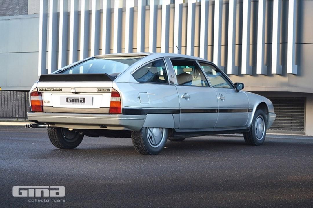 Citroen CX GTi Turbo 2 Prestige... Quand la France faisait encore des haut-de-gamme ! 43